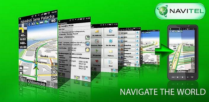 Navitel для Android и бесплатный лицензионный ключ.